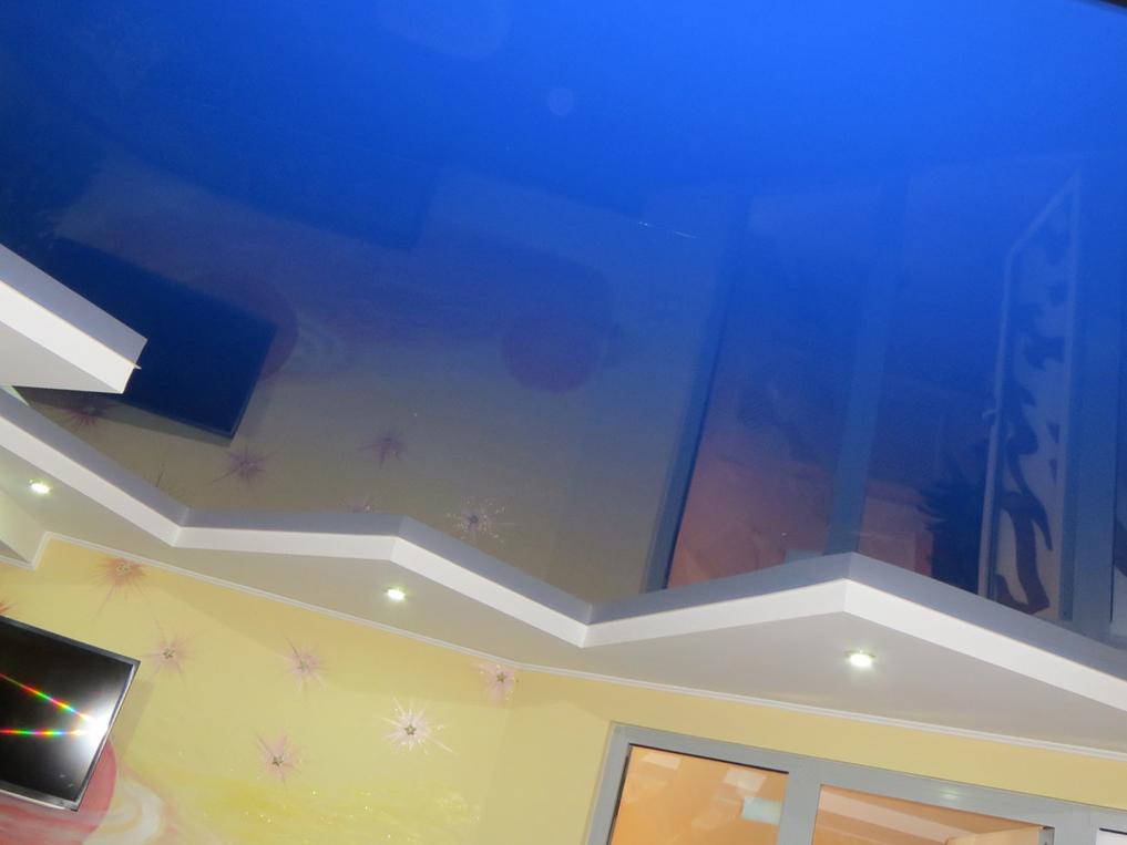 Материалы и технологии изготовления натяжных потолков