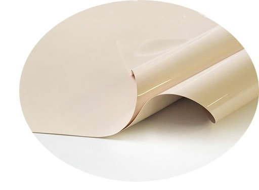 глянцевые потолки материал